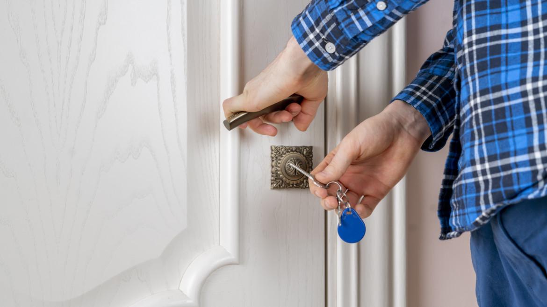 Que dois-je faire si je perds mes clés de maison ?
